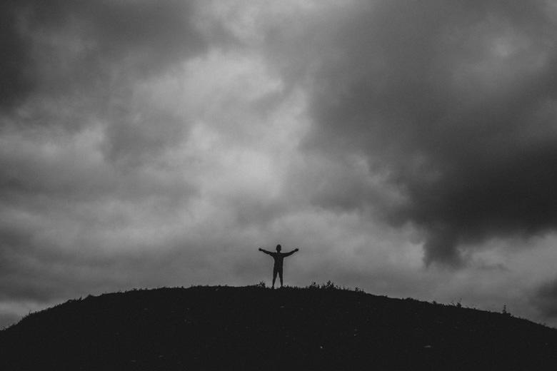 Aran on a Hill