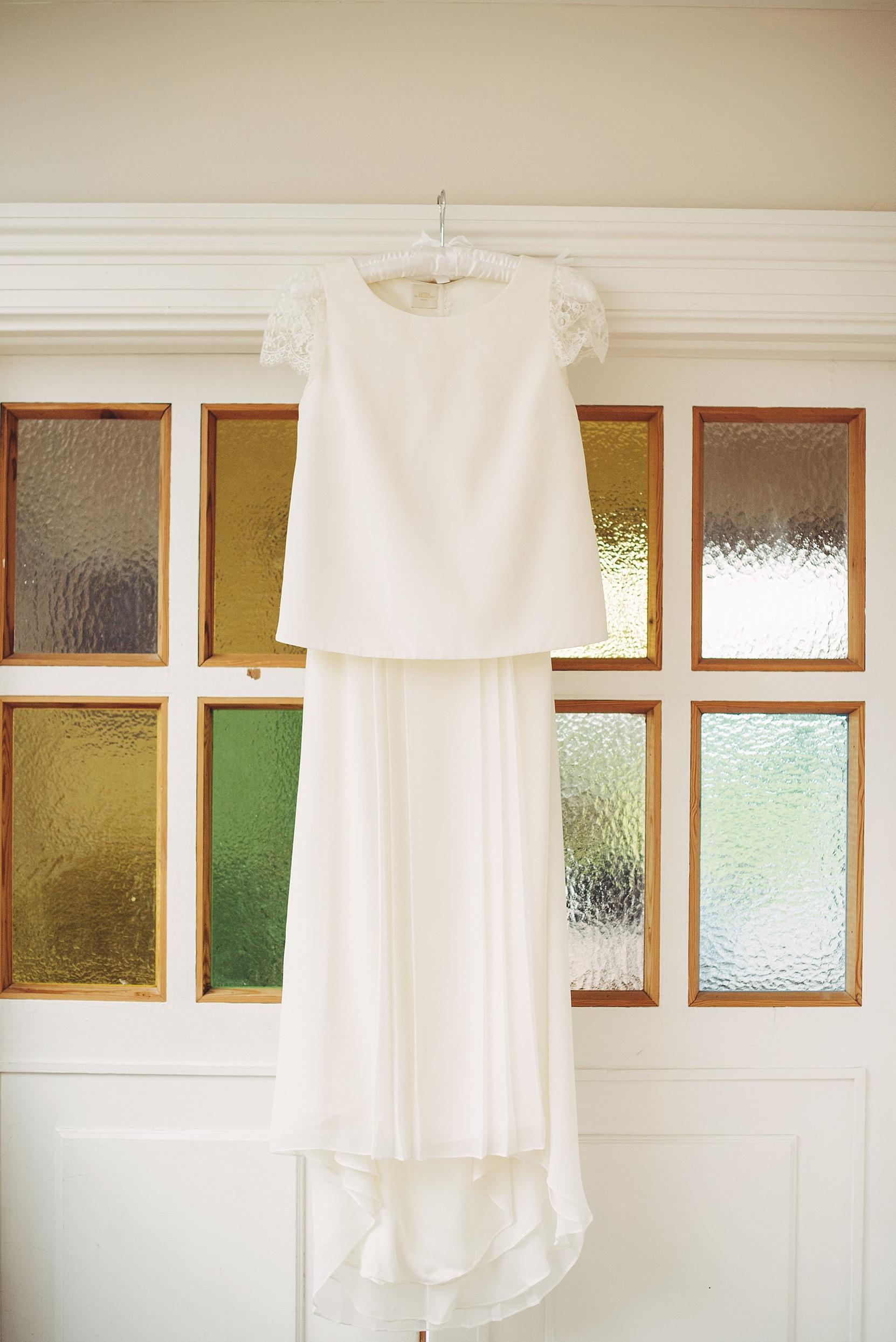 Designer Wedding Dress from Paris