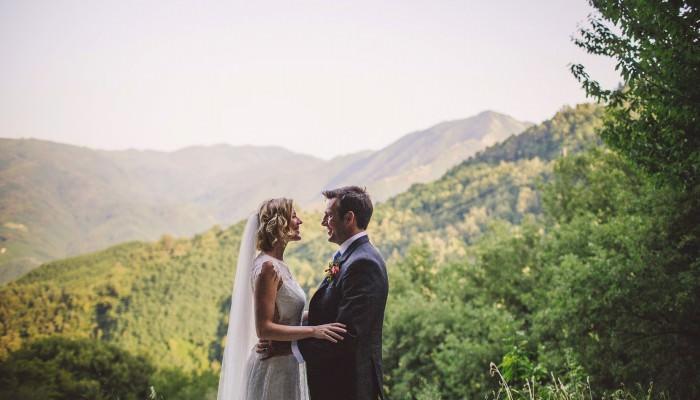 Suzanne & James | Tuscany Wedding | Villa Catureglio