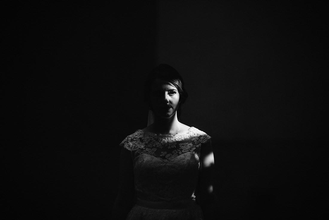 Bride in the Shadow