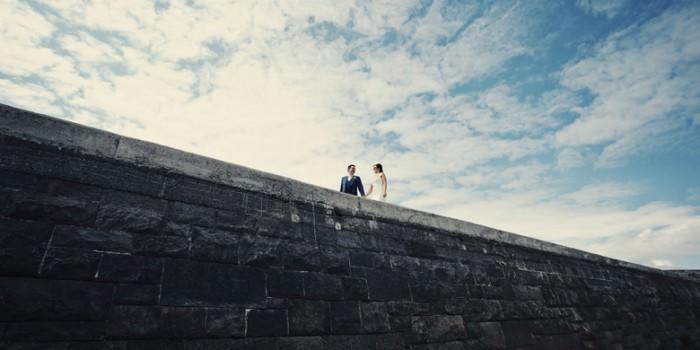 Sean + Sheena | A Mayo summer wedding