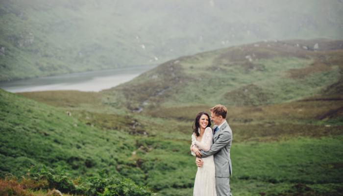 Ryan & Lola   Clonwilliam House   Destination Wedding