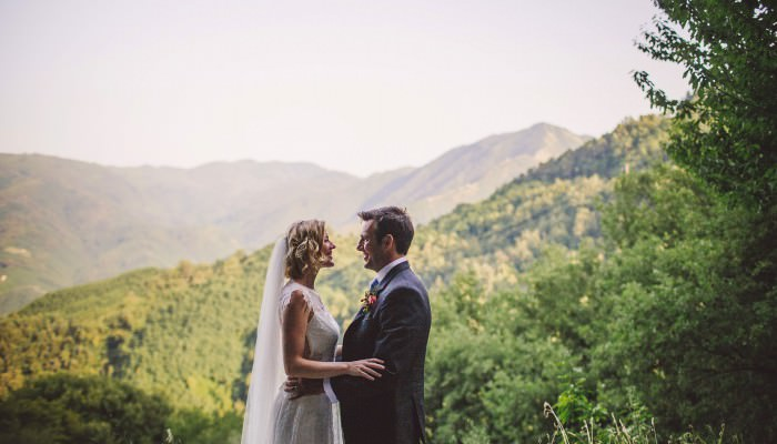 Suzanne & James   Tuscany Wedding   Villa Catureglio