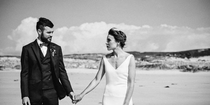 Katie & Marcus | A Homemade Clifden Wedding