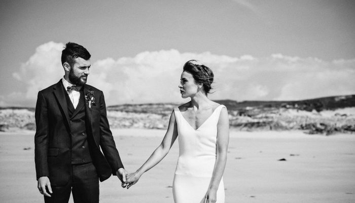 Katie & Marcus | A Homemade Clifden Wedding