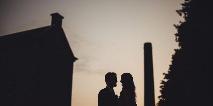 Michael & Lisa A Summer Millhouse Wedding