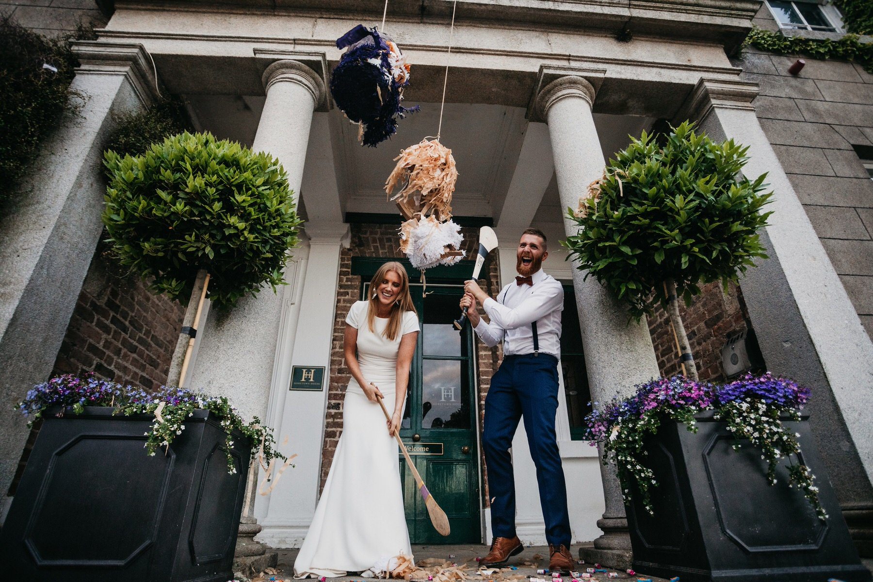 4fafe46d0 Wedding Photography at Horetown House with Claire   Eoghan - Moat ...